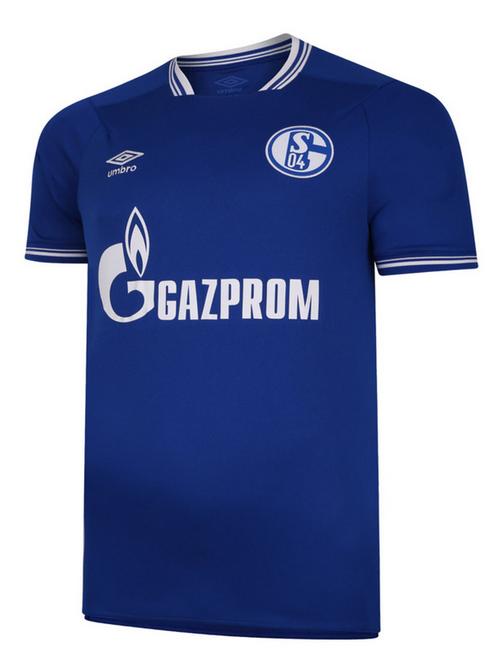 Umbro Herren 92152U FC Schalke 04 Trikot Home 2020/2021