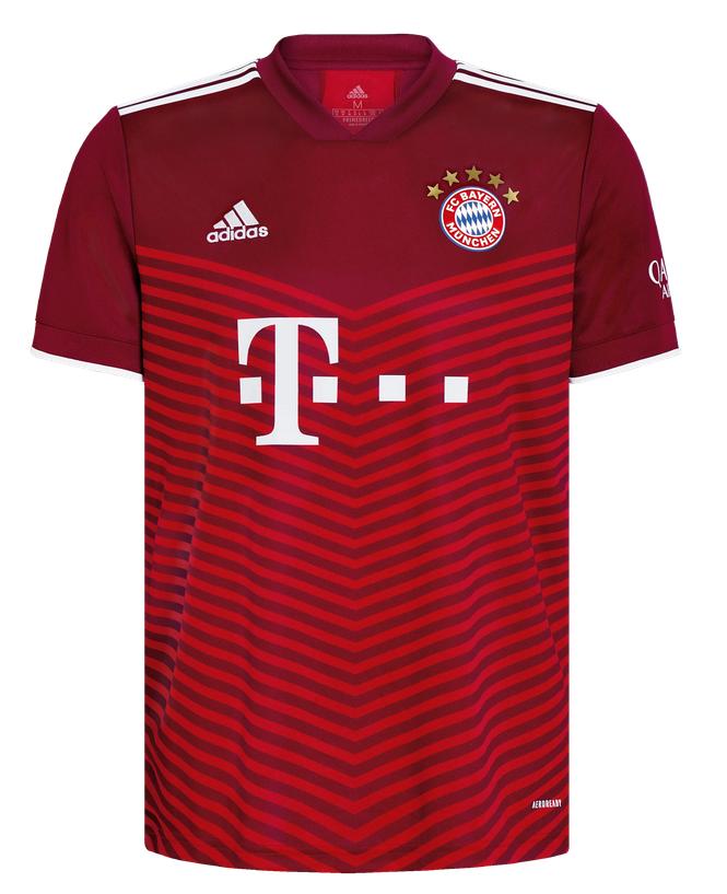 ADIDAS FC Bayern Trikot Home 21/22 GM5313
