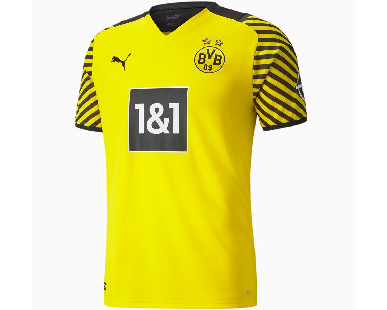 PUMA BVB HOME Shirt Replica 759036 01
