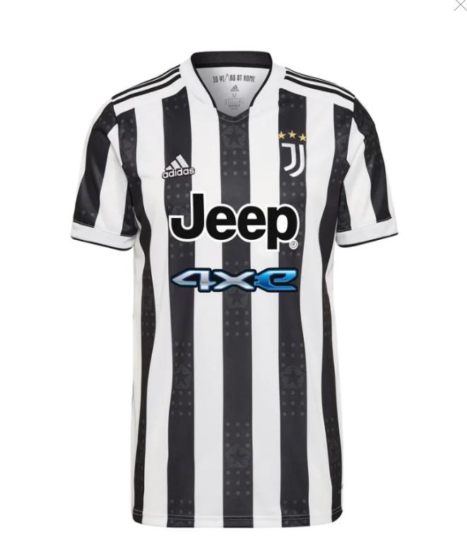 ADIDAS Juventus Turin 21/22 Heimtrikot GS1442