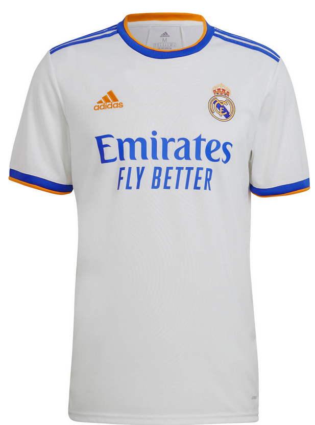 ADIDAS Real Madrid 21/22 Heimtrikot GQ1359